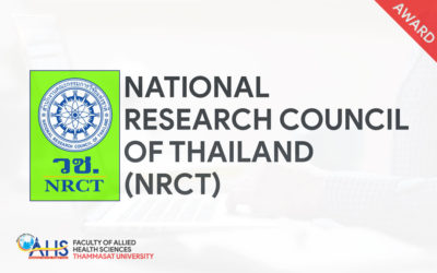 Silver medal prize from Young Inventor 2018, National Research Council of Thailand (NRCT)
