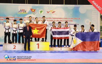 The 5th Asian Taekwondo-Poomsae Championship