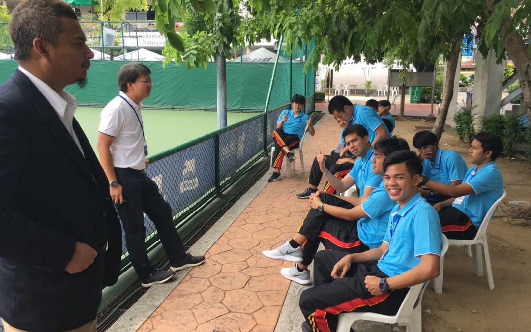การฝึกอบรมผู้ตัดสินกีฬาเทนนิส ระดับพื้นฐาน (ระดับต้น)