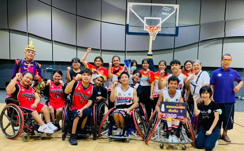 ขอแสดงความยินดีและร่วมชื่นชม กับนักกีฬา ศิษย์เก่า และศิษย์ปัจจุบัน ที่เข้าร่วมแข่งขันและช่วยงาน 3*3 วีลแชร์บาสเกตบอล ชิงแชมป์ประเทศไทย 2020