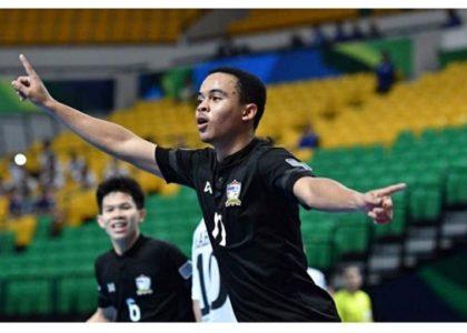ขอแสดงความยินดีกับ นักศึกษาสาขาการจัดการกีฬาของเรา นาย มูฮัมหมัด อุสมานมูซา ได้ลงเล่นในแมตซ์ฟุตซอลรอบคัดเลือก ณ ประเทศ UAE โดยผลการแข่งขันในวันนี้ ลุ้นกันสนุกมาก เพื่อชิงตั๋วเข้ารอบฟุตซอลโลกในปี 2021